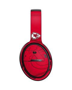 Kansas City Chiefs Double Vision Bose QuietComfort 35 II Headphones Skin