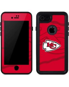 Kansas City Chiefs Double Vision iPhone 8 Waterproof Case