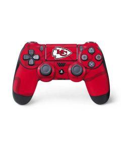 Kansas City Chiefs Double Vision PS4 Controller Skin