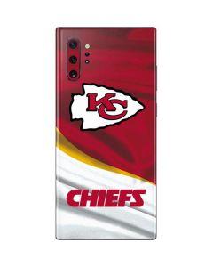 Kansas City Chiefs Galaxy Note 10 Plus Skin