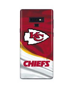 Kansas City Chiefs Galaxy Note 9 Skin