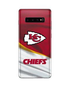 Kansas City Chiefs Galaxy S10 Plus Skin