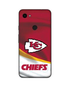Kansas City Chiefs Google Pixel 3a Skin
