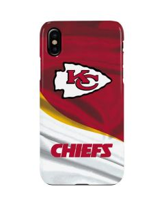 Kansas City Chiefs iPhone XS Max Lite Case