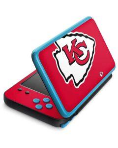 Kansas City Chiefs Large Logo 2DS XL (2017) Skin