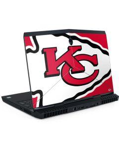 Kansas City Chiefs Large Logo Dell Alienware Skin