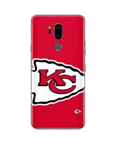 Kansas City Chiefs Large Logo G7 ThinQ Skin