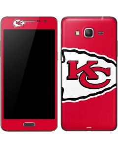 Kansas City Chiefs Large Logo Galaxy Grand Prime Skin