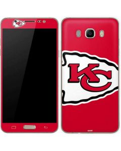 Kansas City Chiefs Large Logo Galaxy J7 Skin