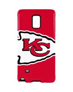 Kansas City Chiefs Large Logo Galaxy Note 4 Pro Case