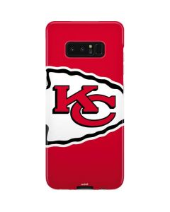 Kansas City Chiefs Large Logo Galaxy Note 8 Lite Case