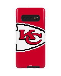 Kansas City Chiefs Large Logo Galaxy S10 Plus Pro Case