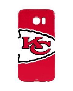 Kansas City Chiefs Large Logo Galaxy S6 Lite Case