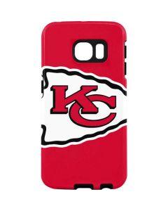 Kansas City Chiefs Large Logo Galaxy S7 Edge Pro Case