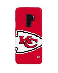 Kansas City Chiefs Large Logo Galaxy S9 Plus Lite Case