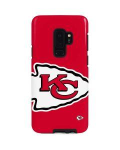 Kansas City Chiefs Large Logo Galaxy S9 Plus Pro Case