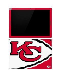 Kansas City Chiefs Large Logo Google Pixel Slate Skin