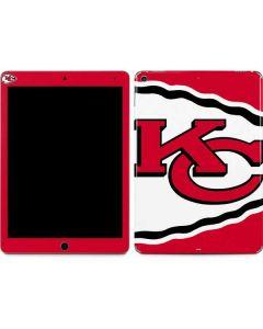 Kansas City Chiefs Large Logo Apple iPad Air Skin