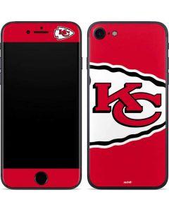 Kansas City Chiefs Large Logo iPhone 7 Skin