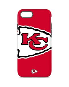 Kansas City Chiefs Large Logo iPhone 8 Pro Case