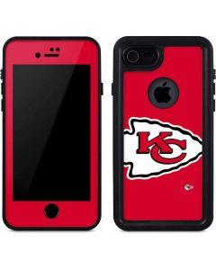 Kansas City Chiefs Large Logo iPhone 8 Waterproof Case
