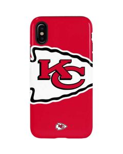 Kansas City Chiefs Large Logo iPhone X Pro Case