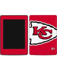 Kansas City Chiefs Large Logo Amazon Kindle Skin