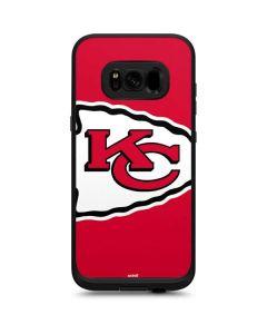 Kansas City Chiefs Large Logo LifeProof Fre Galaxy Skin
