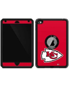Kansas City Chiefs Large Logo Otterbox Defender iPad Skin
