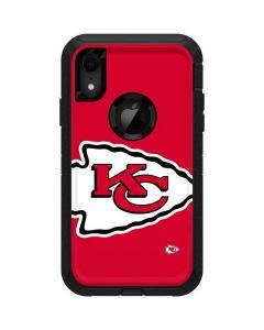 Kansas City Chiefs Large Logo Otterbox Defender iPhone Skin
