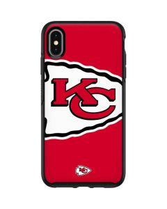 Kansas City Chiefs Large Logo Otterbox Symmetry iPhone Skin