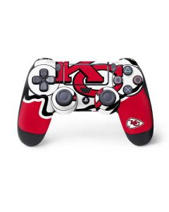 Kansas City Chiefs Large Logo PS4 Pro/Slim Controller Skin