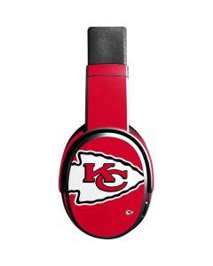 Kansas City Chiefs Large Logo Skullcandy Crusher Wireless Skin