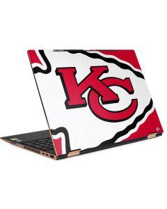 Kansas City Chiefs Large Logo HP Spectre Skin