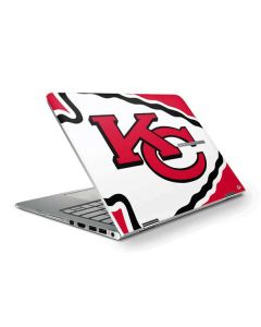 Kansas City Chiefs Large Logo HP Stream Skin