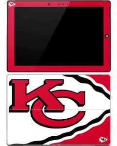 Kansas City Chiefs Large Logo Surface 3 Skin