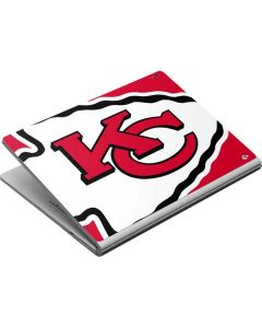 Kansas City Chiefs Large Logo Surface Book Skin