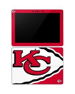 Kansas City Chiefs Large Logo Surface Go Skin
