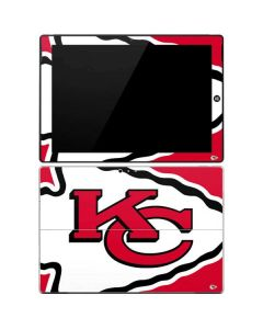 Kansas City Chiefs Large Logo Surface Pro 3 Skin