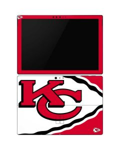 Kansas City Chiefs Large Logo Surface Pro 6 Skin