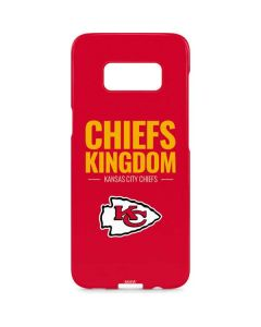 Kansas City Chiefs Team Motto Galaxy S8 Plus Lite Case
