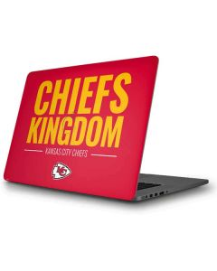 Kansas City Chiefs Team Motto Apple MacBook Pro Skin