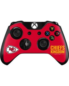 Kansas City Chiefs Team Motto Xbox One Controller Skin