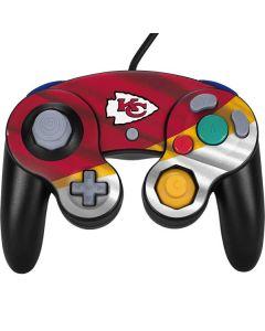 Kansas City Chiefs Nintendo GameCube Controller Skin