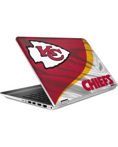 Kansas City Chiefs HP Pavilion Skin