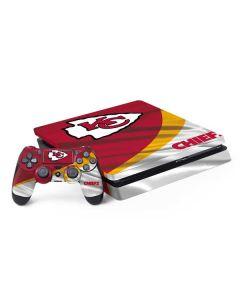 Kansas City Chiefs PS4 Slim Bundle Skin
