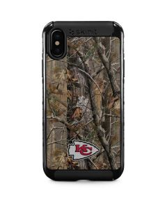 Kansas City Chiefs Realtree AP Camo iPhone XS Max Cargo Case