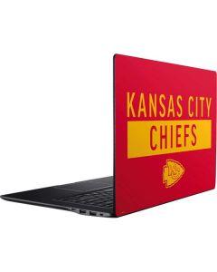 Kansas City Chiefs Red Performance Series Ativ Book 9 (15.6in 2014) Skin