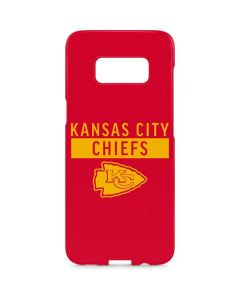Kansas City Chiefs Red Performance Series Galaxy S8 Plus Lite Case