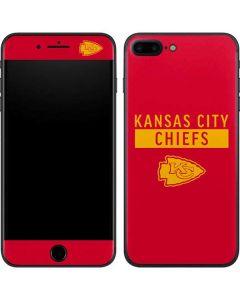 Kansas City Chiefs Red Performance Series iPhone 7 Plus Skin